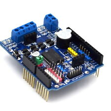L298P DC Motor Driver Shield Module 2A H-Bridge 2-CH for Arduino Uno R3 Mega2560