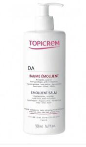 Topicrem DA / AD emollient balm, 500 ml, exp/date 2023