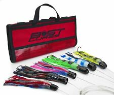 Bost Black Magic Tuna-Dolphin Rigged Trolling Lure Pack