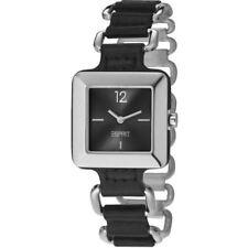 Stunning Esprit Ladies Watch Puro Black Silver Jewellery SALE Price UK  RRP £120