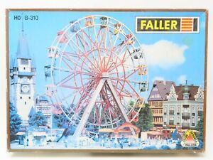 HO Scale Faller B-310 Faller's Ferris Wheel Building Kit