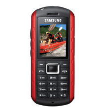Original Samsung B2100 Xplorer GT-B2100 Red Unlocked Mobile Phone