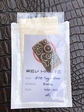 Rev Hartz 'GearHead' Gimp Tag for Gimp Jacket Pendant w/ COA Card & Packaging