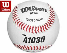 WILSON A1030 Official Liga NARBENLEDER Baseball Ball