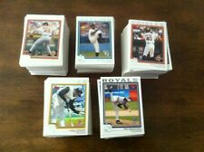 2004 Topps Series 1 and 2 Lot Complete Your Set Pick 25 for $5.00 Free Shipping