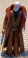 Vintage Star Wars Obi Wan Kenobi White Hair 1977 Complete Original HIGH GRADE!!!