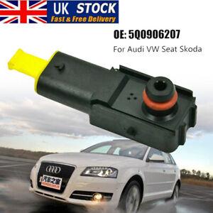 Brake Booster Pressure Sensor For Audi VW Seat Skoda V10721500 5Q0906207 829006