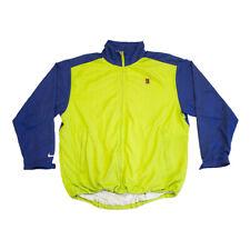 Nike Court Sports Jacket | Vintage Sportswear Tennis 90s Retro Green