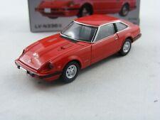 '81 Nissan Fairlady Z-T in rot,Tomytec Tomica Lim.Vint.Neo LV-N236b,1/64