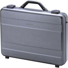 """NEW! Dicota Aluminium Briefcase 15-17.3"""" Aluminium Shoulder Strap"""