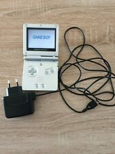 Game boy advance sp silber Handheld-Konsole