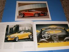 ★★1997-02 PLYMOUTH PROWLER PHOTO/POSTER LOT 97 98 99 00 01 1998 1999 2000 2001★★