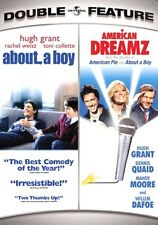 Hugh Grant Double Feature About a Boy/American Dreamz  NEW 2-DISC DVD Set