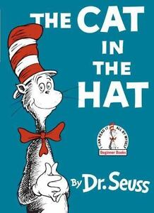 The Cat in the Hat - Hardcover By Seuss, Dr. - GOOD