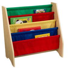 Kidkraft Sling Bookshelf - Primary (14226)