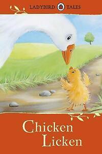 Chicken Licken - Lady Bird Tales    **NEW HARDBACK**