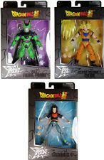 Dragon Stars Series 10 Set ~ FINAL FORM CELL, ANDROID 17 & SS3 GOKU ~ DBZ DBS