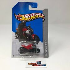 Ducati Diavel #9 * RED * 2013 Hot Wheels * HA4