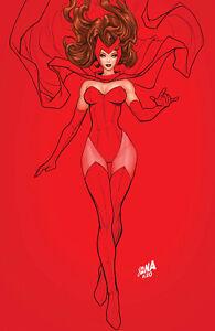 STRANGE ACADEMY #6 (DAVID NAKAYAMA EXCLUSIVE VIRGIN VARIANT) COMIC ~ Marvel