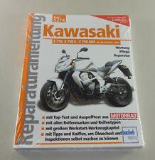 Reparaturanleitung Kawasaki Z 750, Z 750 S, Z 750 ABS - ab Modelljahr 2004!