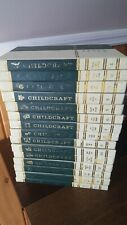 15 CHILDCRAFT COMPLETE HOW AND WHY LIBRARY 1968 EDITION HARDCOVER