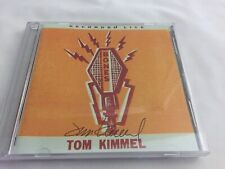 Bones (Live) by Tom Kimmel (CD, May-2001, Point Clear)