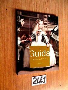 MUSEO DEL PRADO GUIDA IN ITALIANO   (24E1)