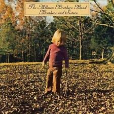Brothers and Sisters 2 CD Deluxe Edition 0602537288045 The Allman Brothers