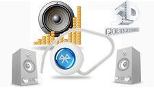 Mini Inalámbrico Bluetooth V3.0 En Oído Auricular/Auricular Auriculares Auriculares Rosa UK