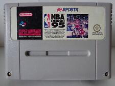 SNES juego-NBA Live 95 (PAL) (módulo)
