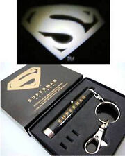 SUPERMAN RETURNS WB Exclusive DC Comics sdcc KEYCHAIN FLASLIGHT Projector