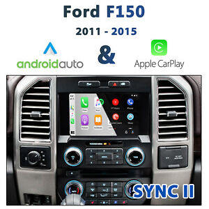 [2012-2015] Ford F150 Sync 2 - Apple CarPlay & Android Auto