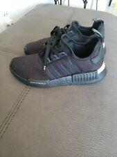 Size 8 - adidas NMD R1 Triple Black - BD7754