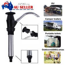 Caravan Sink Water Hand Pump Tap Camping Trailer Motorhome Replacement Tool AU