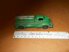 New ListingVintage Small Manoil Gas Fuel Truck # 710