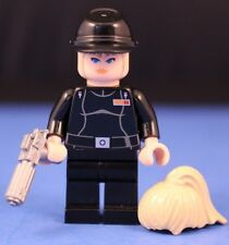 LEGO® brick STAR WARS™ 7672 JUNO ECLIPSE™ Minifigure + Custom Side Arm Blaster!