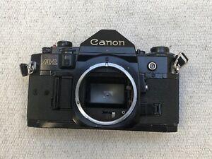 Canon A-1 Film Camera Body - (#14)