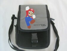 Mario Grey and Black DS Carrying Case Bag (OAY77-565)