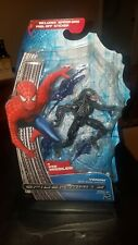 Spiderman 3 Movie Figure VENOM Web Blast Attack Hasbro 5 inch New Symbiote