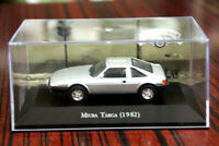 IXO 1:43 Miura Targa 1982 Diecast Models Car Limited Edition Collection Toys