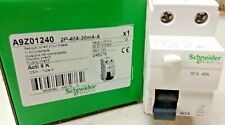 Schneider Electric A9z01240 Residual Current Circuit Breaker 40a 30ma 2p Acti9k