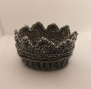 Small Child's Winter Ear-Warmer Crown • Free Shipping (H3)