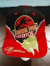 Jeff Gordon Vintage 1997 97 Jurassic Park The Ride 24 Hat Snapback Cap New NWT