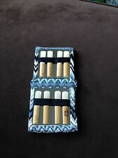Handmade Reed Cases for clarinet, bass clarinet, alto saxophone and tenor saxoph