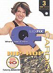 NEW! QuickFix - Cardio Hip-Hop Workout (DVD, 2004) Sealed! FREE SHIPPING!