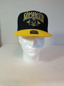 47 Brand Michigan Wolverines Adjustable Hat Cap Men's One Size Fits All
