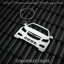 Chevrolet Cruze Stainless Steel Keychain