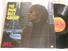 PAUL BLEY GROUP Hot John Scofield Steve Swallow Barry Altschul Soul Note LP
