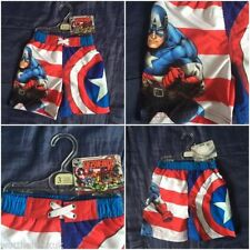 Marvel Polyester Board Shorts (2-16 Years) for Boys