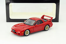 Mazda Efini RX-7 (FD) TUNED VERSION Year 1991 Red 1:18 AUTOart